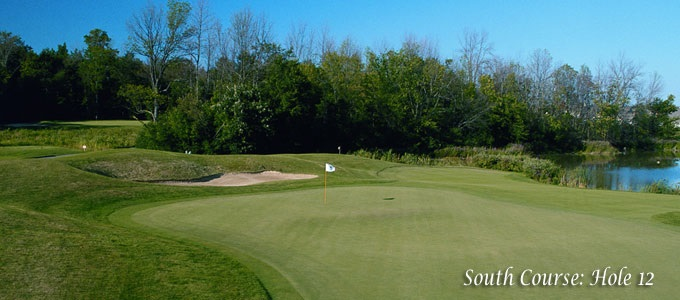 South Course: Hole 12